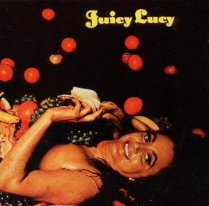 Juicy Lucy Book Cover