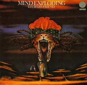Mind Exploding Book Cover