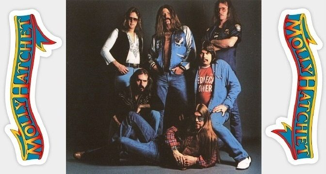 Molly Hatchet – Molly Hatchet, 1978