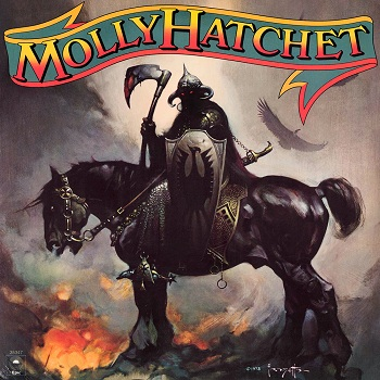Molly Hatchet Book Cover