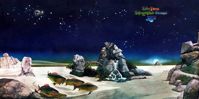 Yes ‎– Tales From Topographic Oceans (1973)