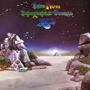 Tales From Topographic Oceans Book Cover