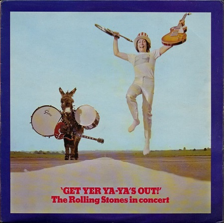 'Get Yer Ya Ya's Out' The Rolling Stones in concert Book Cover