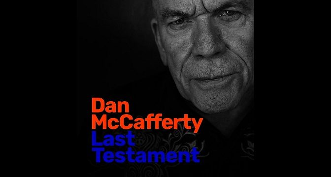 Dan McCafferty – Tell Me, 2019