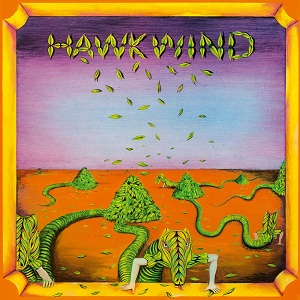 Hawkwind Book Cover