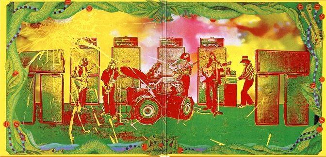 Hawkwind – Hawkwind (1970)