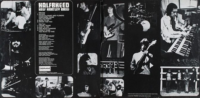 Keef Hartley Band – Halfbreed (1969)