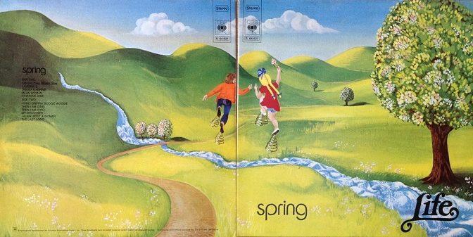 Život a jaro jedenasedmdesátého