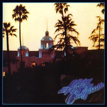 Hotel California Book Cover