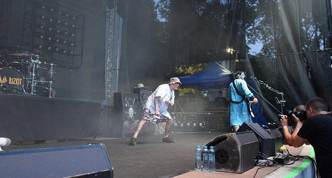Americká kapela Limp Bizkit odpálila v Seredi jedinečný koncert!