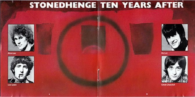 Ten Years After – Stonedhenge (1969)