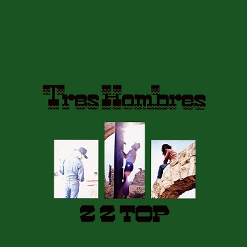 Tres Hombres Book Cover