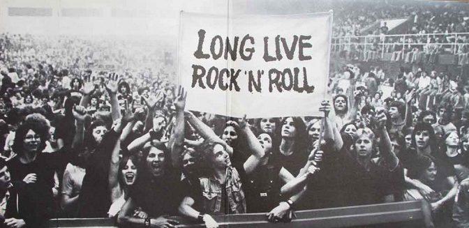 Rock'n'roll žije dlho