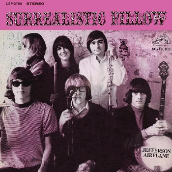 Surrealistic Pillow Book Cover