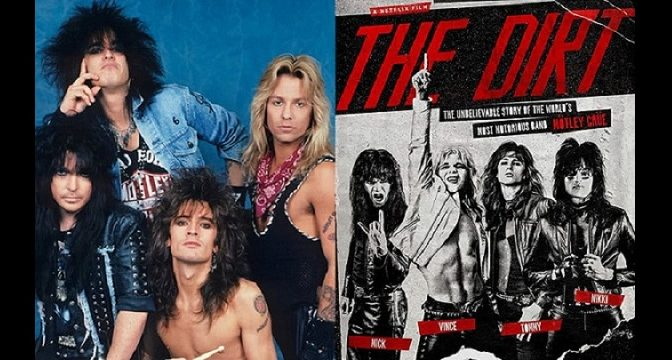 Filmové okénko náročného diváka: The Dirt (2019) – legenda Mötley Crüe vrací úder