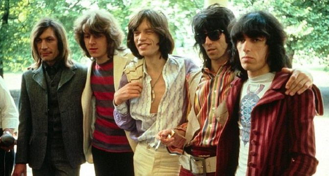The Rolling Stones ‎– Let It Bleed (1969)