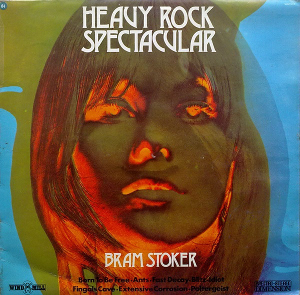 Heavy Rock Spectacular Book Cover