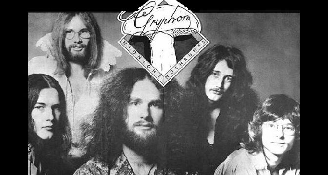 Gryphon ‎– Midnight Mushrumps (1974)