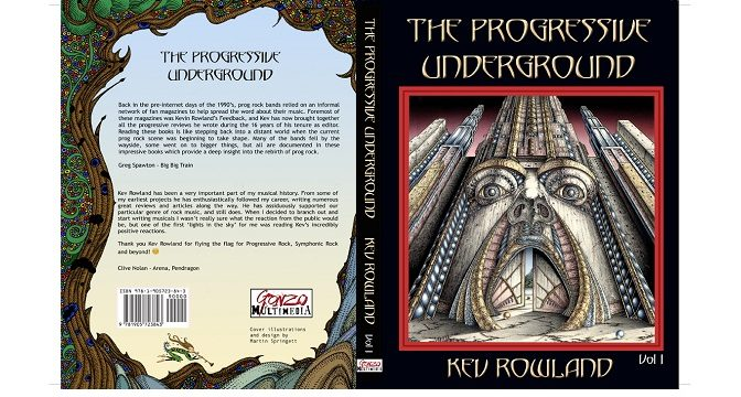 KEV ROWLAND: The Progressive Underground Volume 1