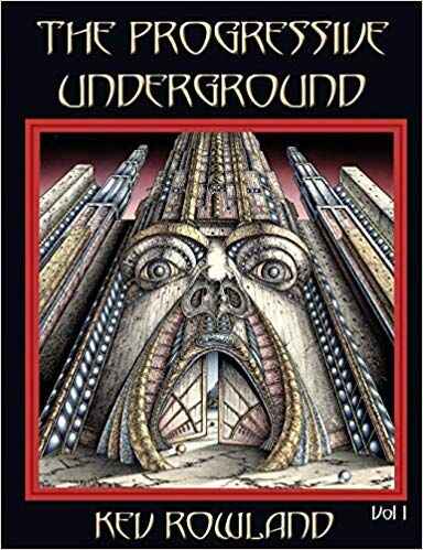 The Progressive Underground Volume 1 Book Cover