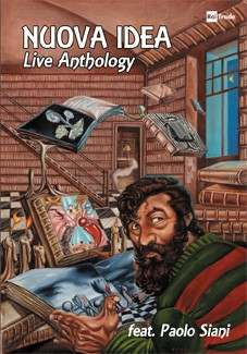 Live Anthology Book Cover
