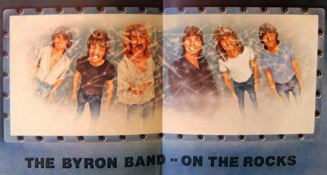 The Byron Band – On The Rocks, 1981