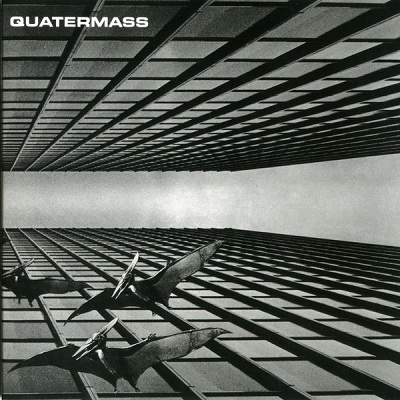Quatermass Book Cover