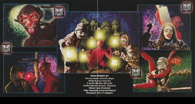 The Residents – Demons Dance Alone (2002)