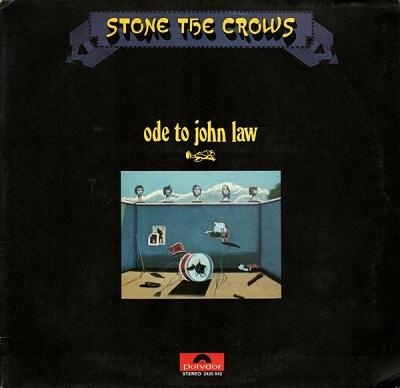 Ode To John Law Book Cover