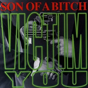 Victim You Book Cover