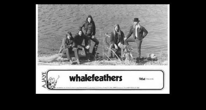 Veľrybie pierka ťažko rockujú