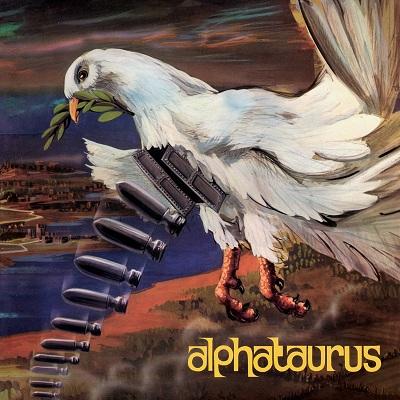Alphataurus Book Cover