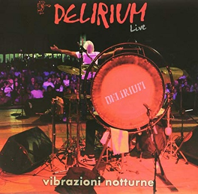 Live - Vibrazioni Notturne Book Cover