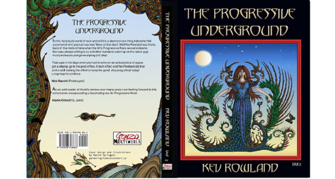 KEV ROWLAND: The Progressive Underground Volume 2