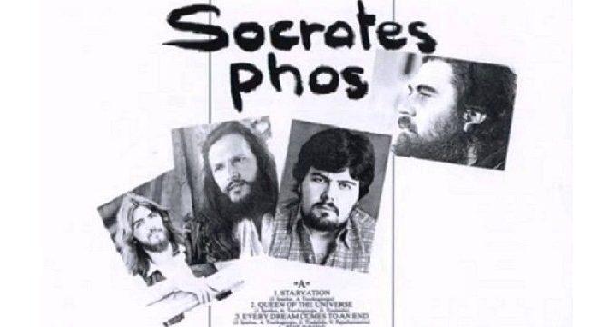 Socrates vypil bolehlav a vyprodukoval Phos