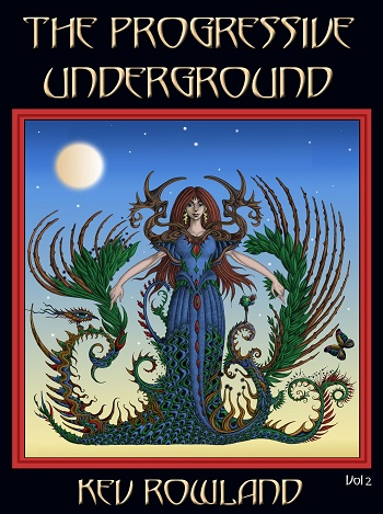The Progressive Underground Volume 2 Book Cover