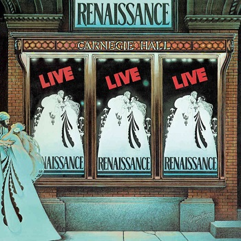 Live at Carnegie Hall Book Cover