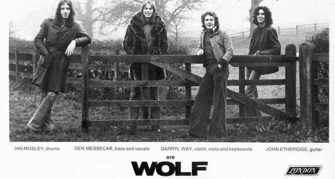 Darryl Way's Wolf – Canis Lupus (1973)
