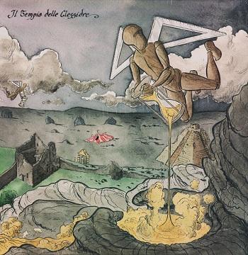 Il Tempio delle Clessidre Book Cover