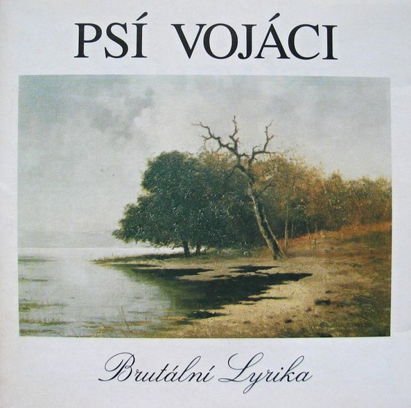 Brutální Lyrika Book Cover