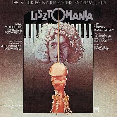 Lisztomania Book Cover