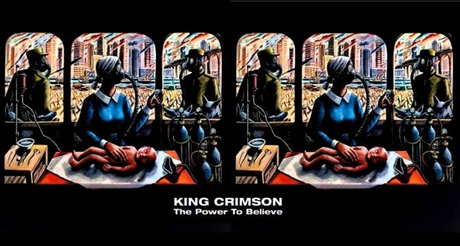 KING CRIMSON – The Power To Believe (2003)