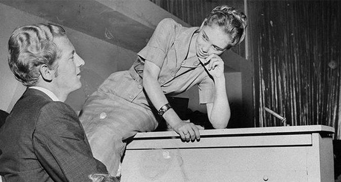 JERRY LEE LEWIS & MYRA GALE BROWNOVÁ * Prvý škandál rock'n'rollu