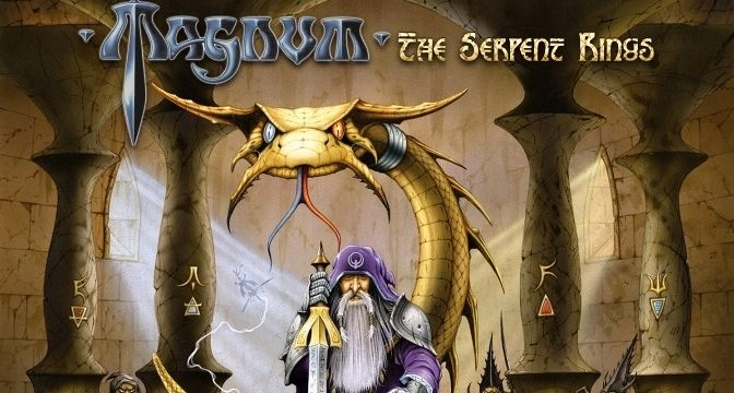 Magnum – The Serpent Rings, 2020