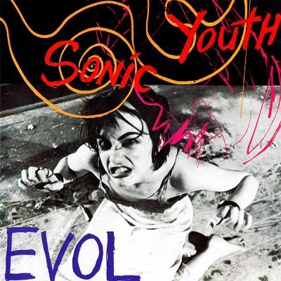 Evol Book Cover