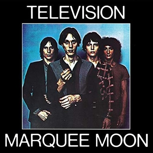 Marquee Moon Book Cover