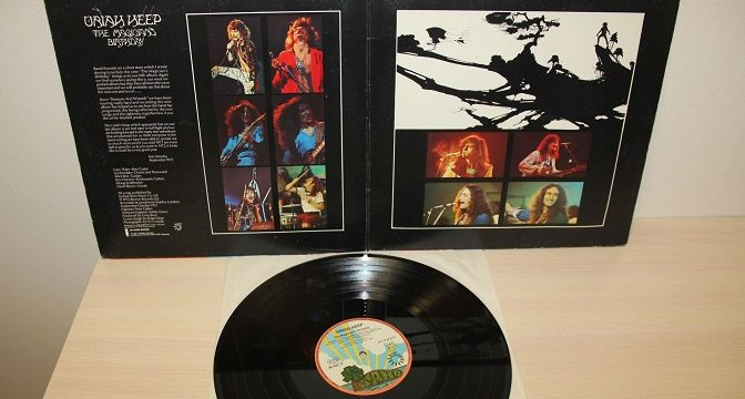 Uriah Heep – The Magician's Birthday (1972)