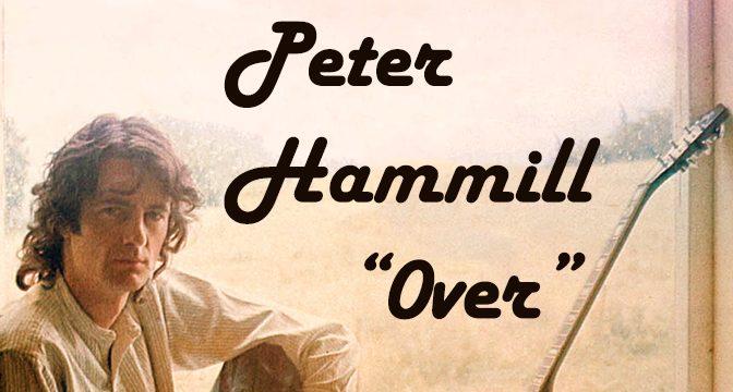 Peter Hammill – deska Over aneb Who The F… Is Alice?