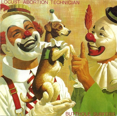 Locust Abortion Technician Book Cover