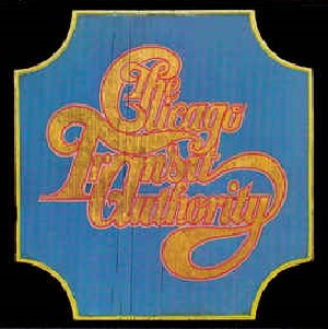 Chicago Transit Authority Book Cover